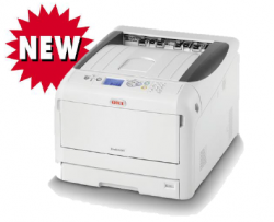 A3 White Toner Printer