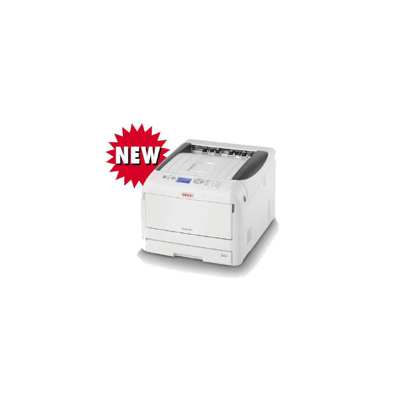 2f417e78 OKI PRO8432WT A3 White Toner Printer - ForPrint